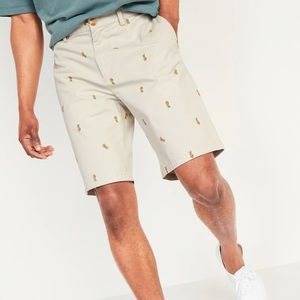 New Old Navy Pineapple Print Men's Shorts size 38